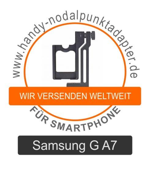 Nodalpunktadapter für Smartphone - Samsung G A7